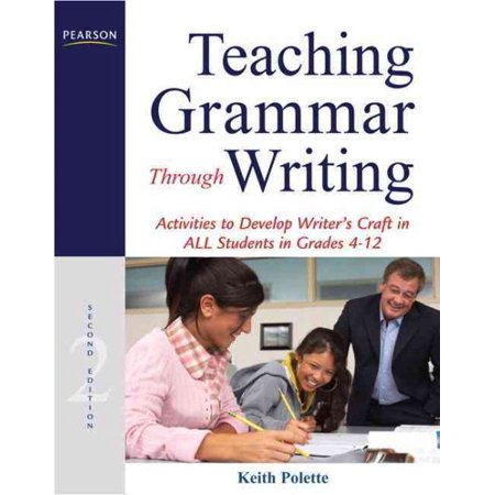 Teaching Grammar Through Writing : Activities to Develop Writer's Craft in All Students in Grades 4-12 - Halloween Writing Activities 2nd Grade