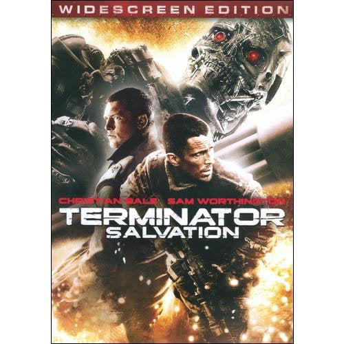 Terminator Salvation (Widescreen)