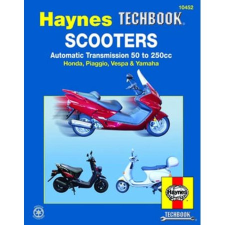 Haynes Vespa 50 Repair Manual