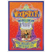 Woodstock - Concert Promo Poster