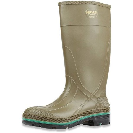 Norcross Deluxe PVC Pull-on Knee Boot