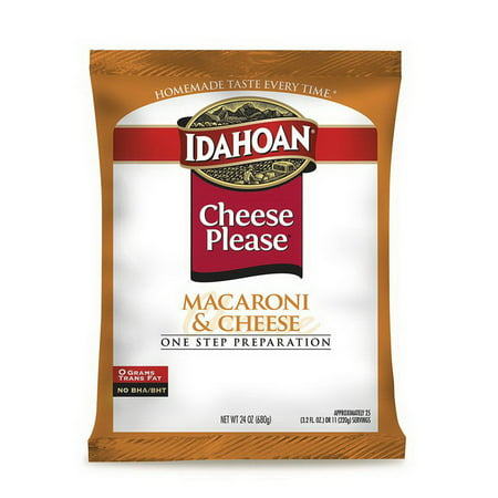 Idahoan Foods 2970000926 Idahoan 12/24 Oz Macaroni & Cheese