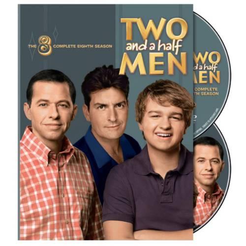 TWO AND A HALF MEN-8TH SEASON (DVD/2 DISC/FF-16X9/VIVA)