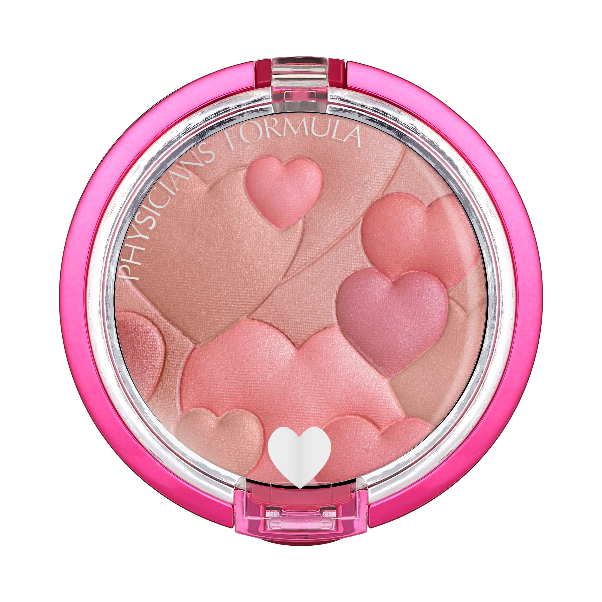 Physicians Formula Happy Booster 2 Happy Glow Multi-Colored Blush - Natural