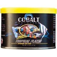 Cobalt Aquatics 20000 Premium Tropical Flakes Fish Food, 0.5 oz