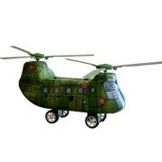 Alexander Taron Collectible Decorative Tin Toy Helicopter