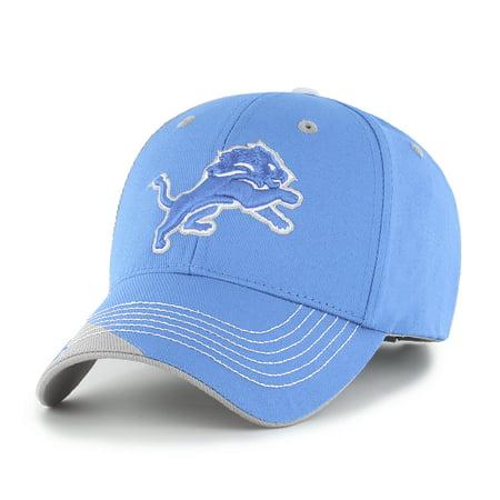 NFL Detroit Lions Hubris Adjustable Cap/Hat by Fan - Nfl Detroit Lions