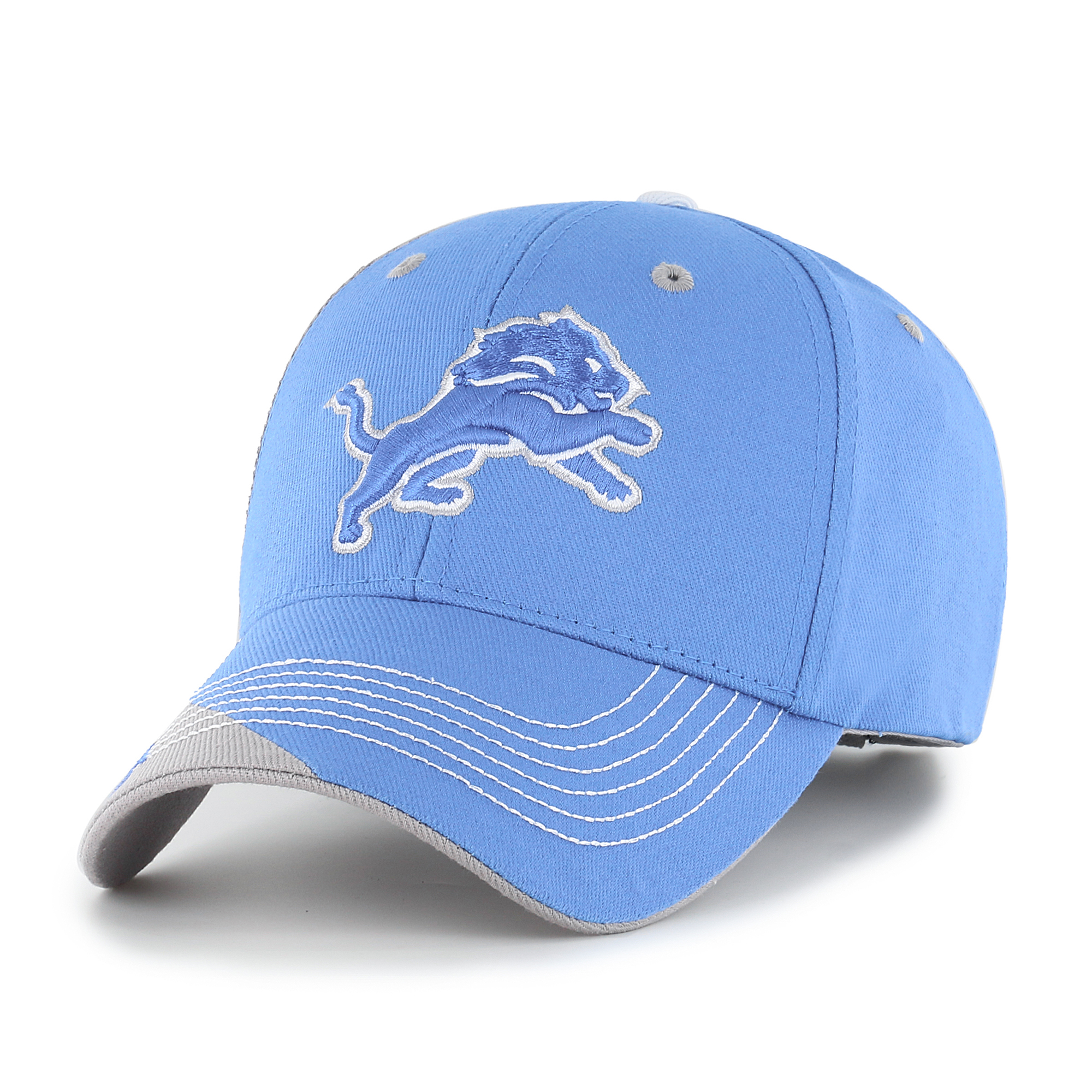 NFL Detroit Lions Hubris Adjustable Cap/Hat by Fan Favorite