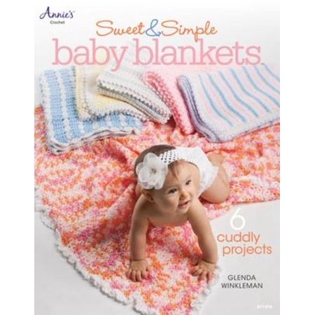 Sweet & Simple Baby Blankets - eBook - Simple Toddler Halloween Crafts