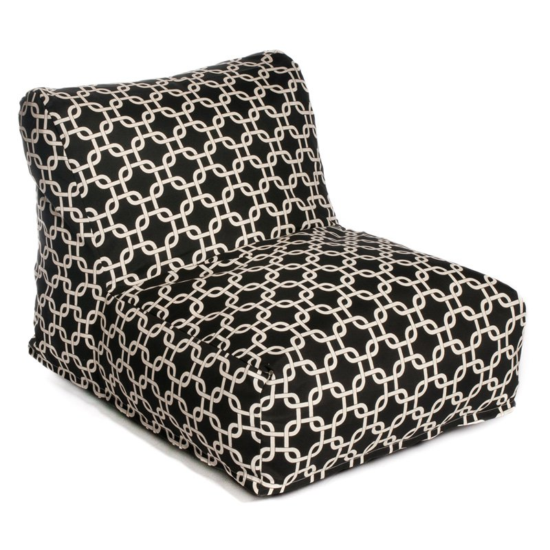 HRH Designs Indoor/Outdoor Beanbag Chair - Links