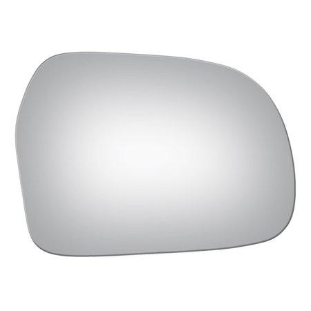 Burco 3259 Right Side Mirror Glass for 99-04 Chevy Tracker, Suzuki Vitara