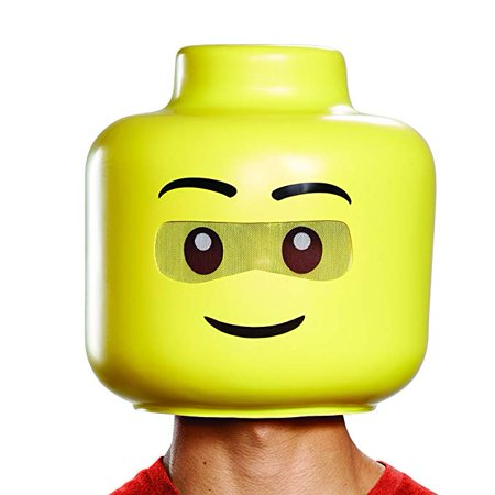 Adult Lego Iconic Costume Kit - Iconic Characters Halloween
