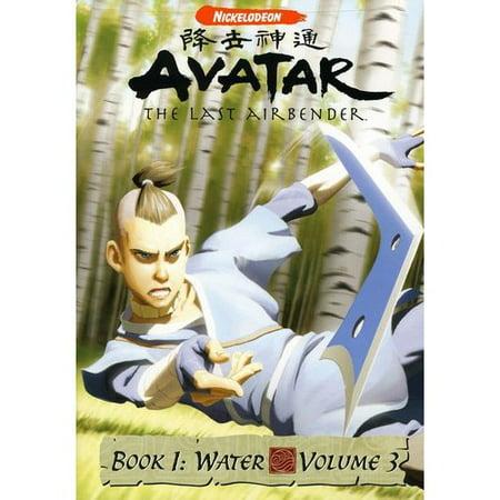 Avatar - The Last Airbender: Book 1 - Water, Vol. 3 (Full