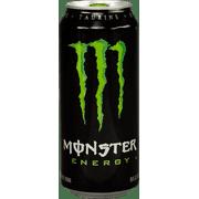 Monster Energy Drink 4 PK, 16.0 FL OZ by Monster Energy