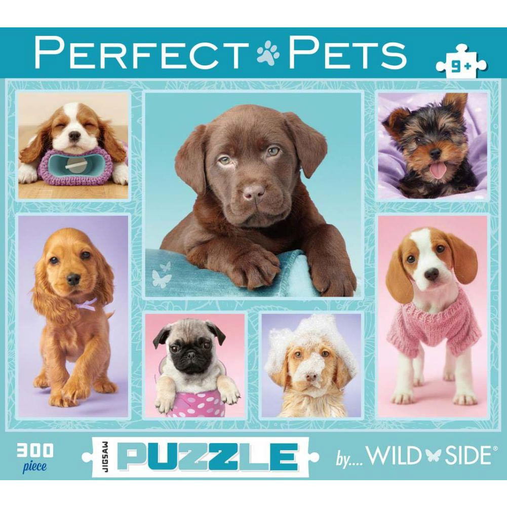 Perfect Pets Dogs 300 Piece Puzzle