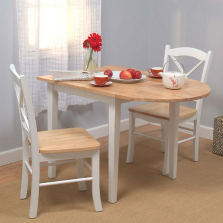Target Marketing Systems Tiffany 3 Piece Dining Table Set 3 Set Dining Tables