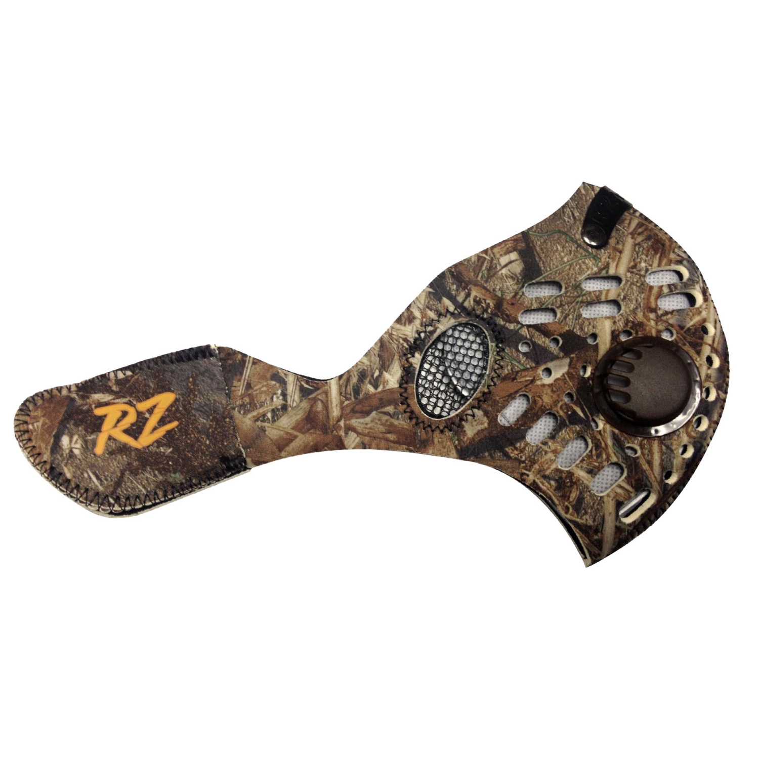 RZ MASK Duck Blind Mossy Oak Child M1 Face Mask by Rz Mask