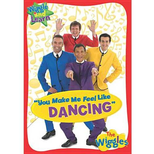 The Wiggles: You Make Me Feel Like Dancing (The Wiggles The Best Of The Wiggles)