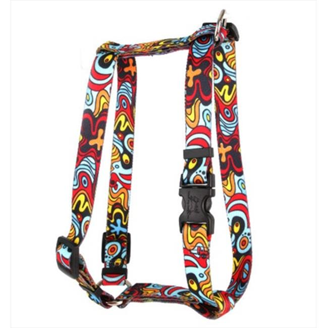 Yellow Dog Design Abstract Roman Harness