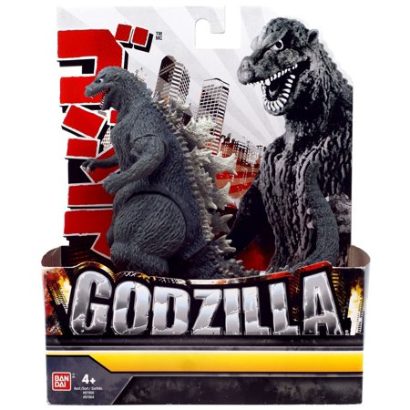 Bandai Classic Godzilla Figures