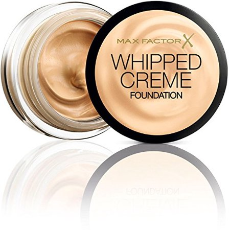 - Max Factor Whipped Creme Foundation - 47 Blushing Beige (18ml)