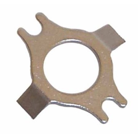 Force Prop Nuts - Quicksilver New OEM PROP NUT LOCKWASHER 14-76281 TAB WASHER