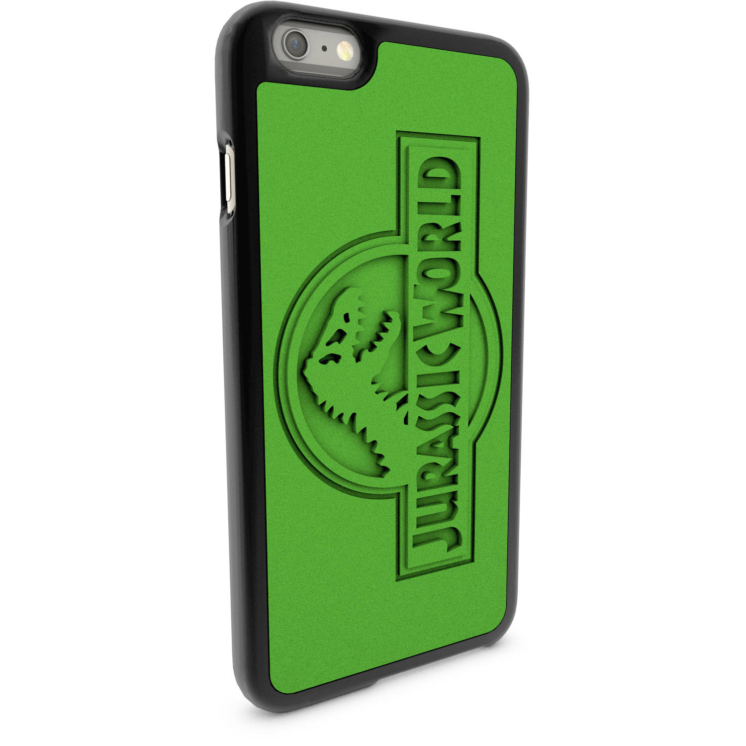 Apple iPhone 6 Plus and 6S Plus 3D Printed Custom Phone Case - Jurassic World - Logo