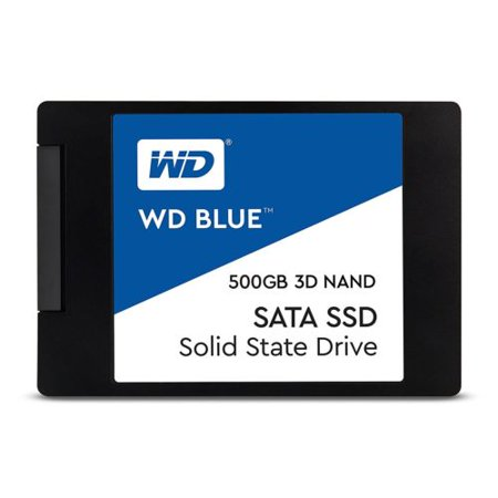 500 Gb Backup (Western Digital Blue WDS500G2B0A 500 GB 2.5