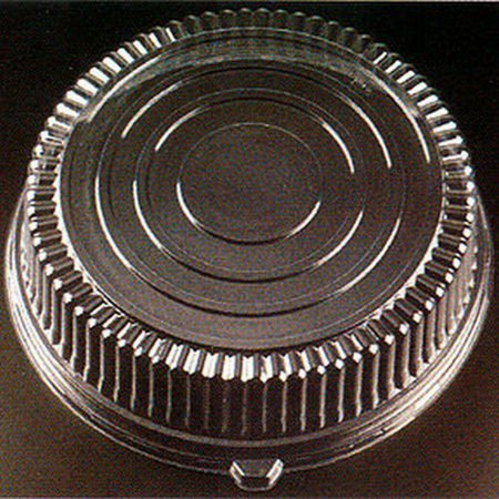 Cupcake Clear Dome Lid (Fits 16In Tray)