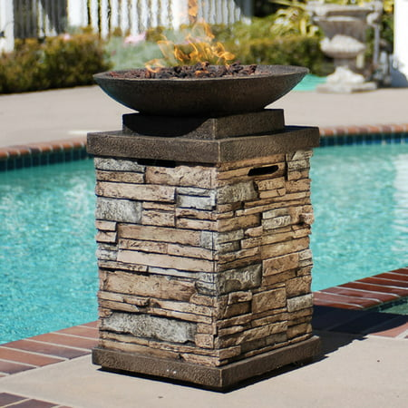 Lp Gas Firebowl - Newcastle LP Gas Fire Pit Bowl