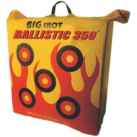 "BIGshot Archery Ballistic 350 Bag Target, 24"" x 22"" x 10"", 32 lbs thumbnail"