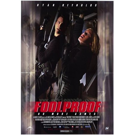 Posterazzi MOVGH7684 Foolproof Movie Poster - 27 x 40 in. - image 1 de 1