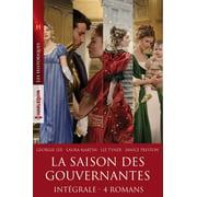 """Intégrale de la série """"La saison des gouvernantes"""" - eBook"""