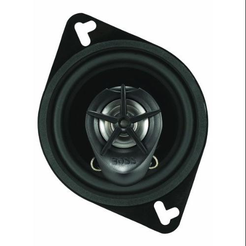 "Boss Audio CER322 3-1/2"" 2-way Speaker, Black Poly Injecti"