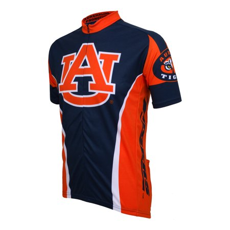 Auburn Cycling Jersey - Adrenaline Promotions Auburn University Tigers Cycling Jersey