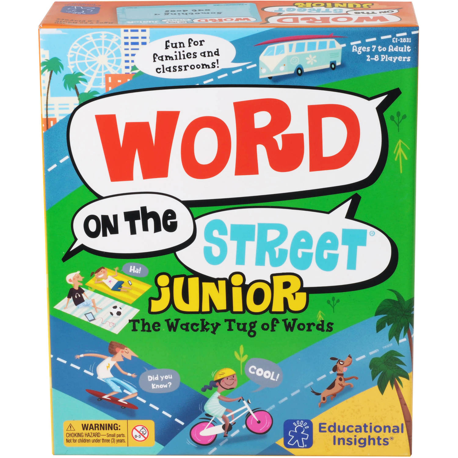 Educational Insights Word on the Street Junior