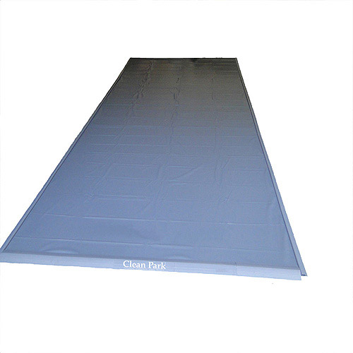 7.5'x22' Standard 20-mil Clean Park Garage Mat