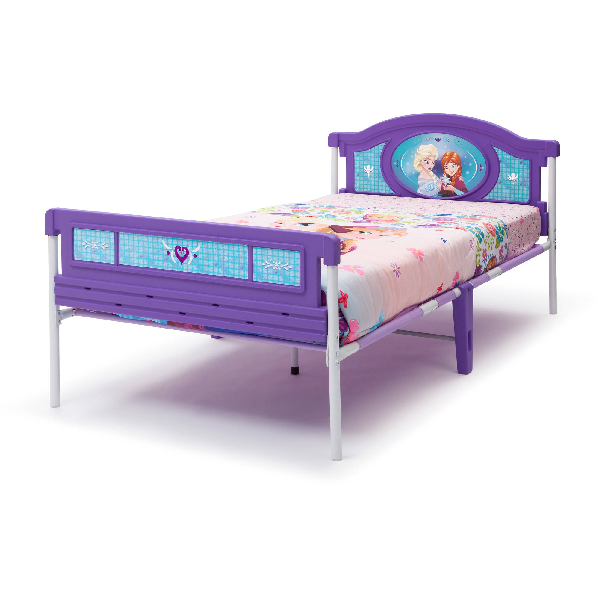 delta children disney frozen twin bed walmartcom