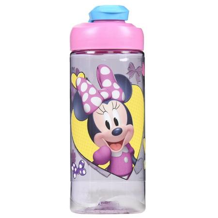 Disney Minnie Mouse Water Bottles 16 oz. (Mouse Bottle)