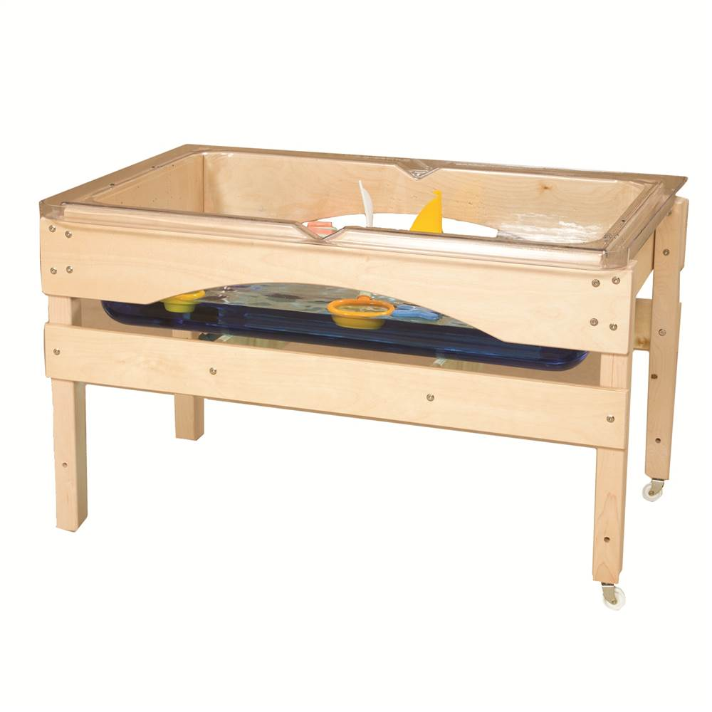 Absolute Best Sand and Water Sensory Center