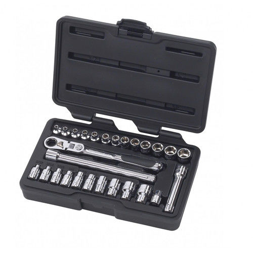GearWrench 891427 27-Piece 1/4 in. Drive SAE/Metric XL Pa...