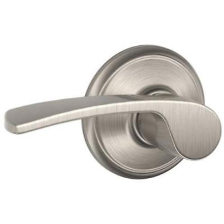 Satin Nickel Merano Design Passage Lockset Dual Option