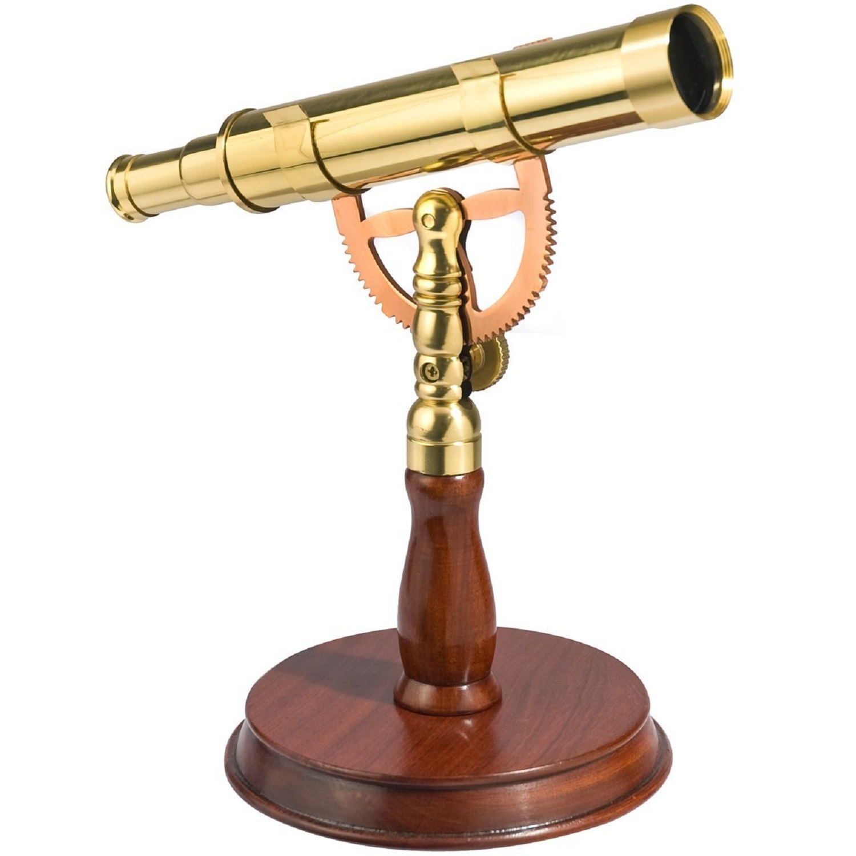 Barska 6X30 Anchormaster Spyscope with Desktop Pedestal