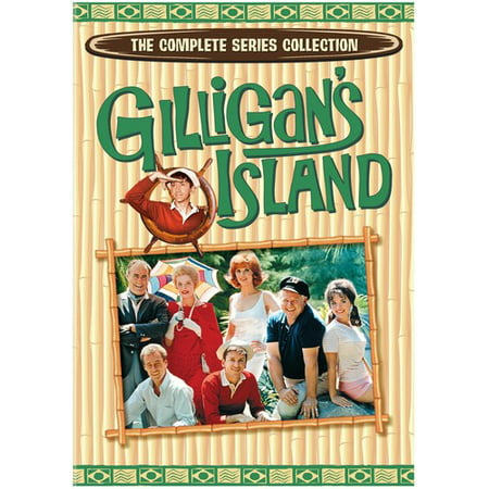 Gilligan's Island: The Complete Series Collection (Series Manga Video)