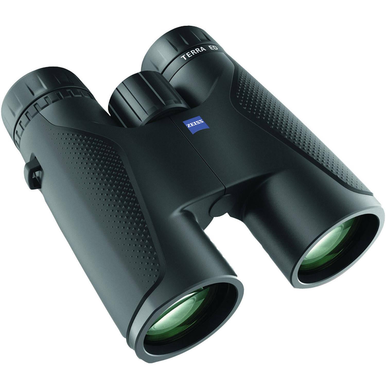 Zeiss Terra ED 42 10x42 HD Binocular, Black - 524204-9901