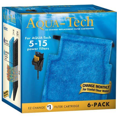 AquaTech Cartridge 6pk