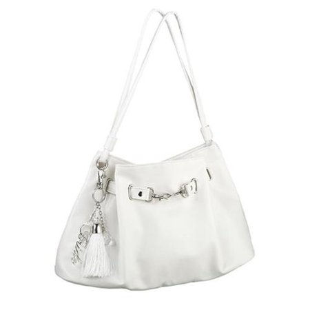 Large Off-White Bride Purse