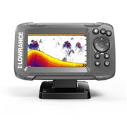 Best Fishfinders - Lowrance 000-14178-001 HOOK2-4X Fishfinder w/ Wide-Angle Broadband Sonar Review