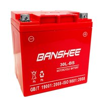 Banshee 30L-BS-Banshee5 12V 30Ah YTX30L-BS New Battery for BRP SEA-DOO, 1500 GTX 4-Tec 2006 - 4 Years Warranty