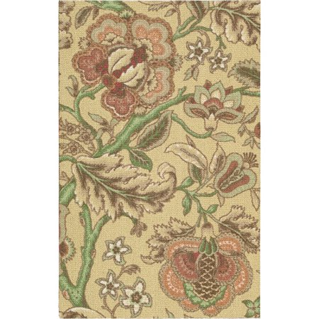 Nourison Waverly Global Awakening Imperial Dress Polyester Rug